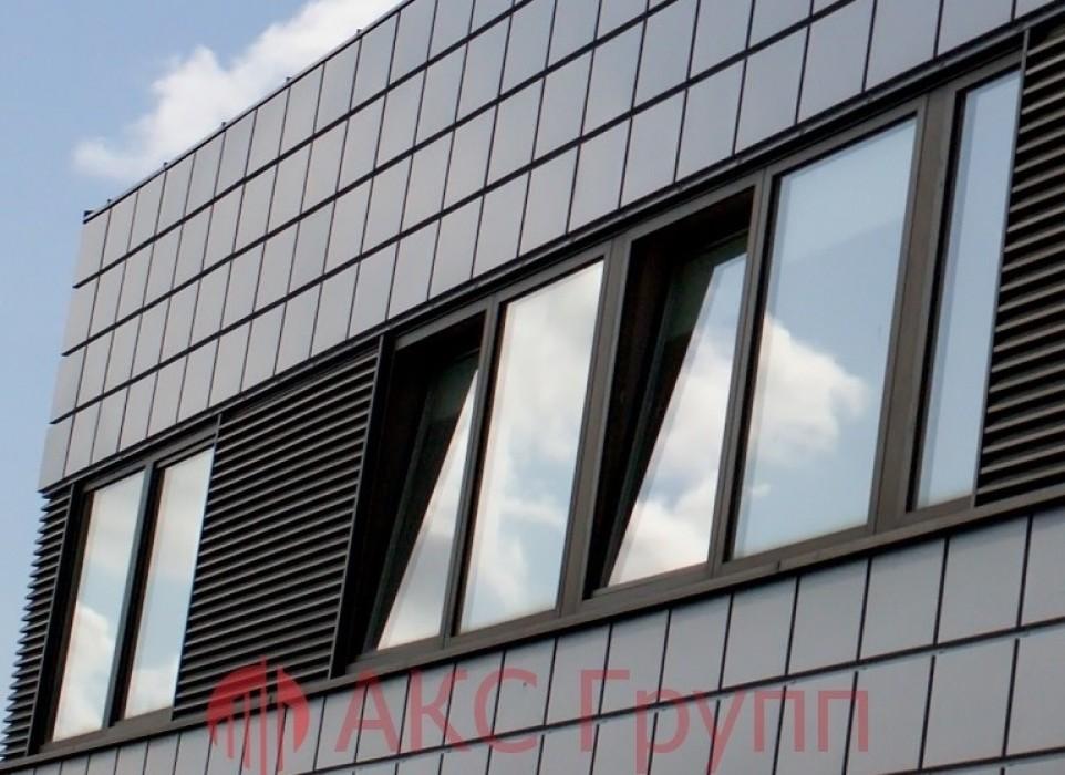 Противопожарные окна E(EI,EIW) 60, открывающиеся