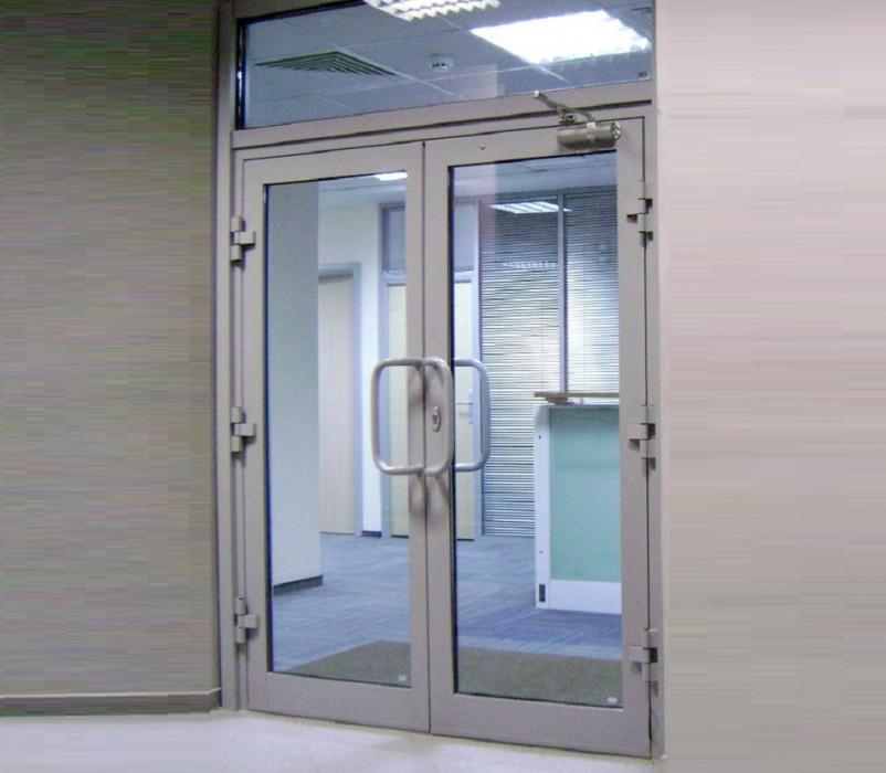 Алюминиевые двери производители