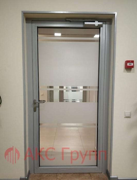 Противопожарные двери EIW30 однопольные